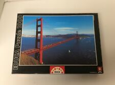 Puzzle Educa Golden Gate Bridge 11000 San Francisco