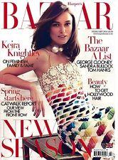 February Monthly Harper's Bazaar Magazines for Women