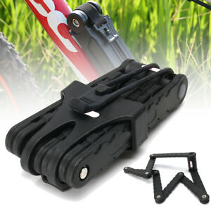 4 Digit 200mm Anti-theft Alloy Bike Folding s Bicycle Cycling Security  AU