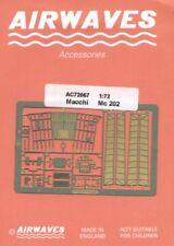 Airwaves 1/72 Macchi C.202 Grabado HASEGAWA kit #aec72067