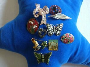 10 attractive brooches
