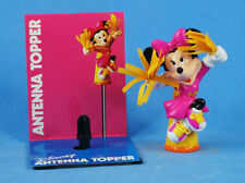 Cake Topper Decoration Car Antenna Disney Minnie Mouse Figure Toy Model K1163_C