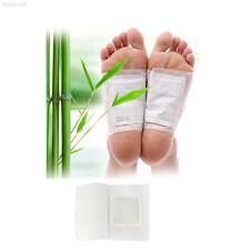 C310 10pcs Kinoki Detox Foot Pads Organic Herbal Cleansing Patches Health Care