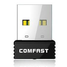 COMFAST cf-wu712p MINI 150 Mbps grazie a 2.0 USB Wireless AP Wi-Fi Scheda di rete Adattatore UK