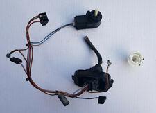 VW GOLF MK4 HEADLIGHT INTERNAL WIRING LOOM AND LEVEL ADJUSTER MOTOR
