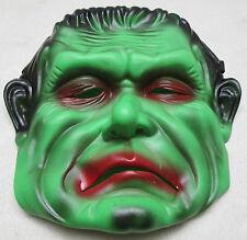 Vintage Frankenstein Mask Halloween Party Costume Accessory Prop Horror Monster