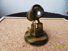 Lineol Flak-Suchscheinwerfer Blechspielzeug ca. 10 cm Höhe  für 7 cm Figuren