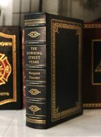 THE DOWNING STREET YEARS - Easton Press - Margaret Thatcher🖋SIGNED🖋 SEALED