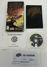 Panasonic 3DO Robinson's Requiem Complete in Long Box, Tested