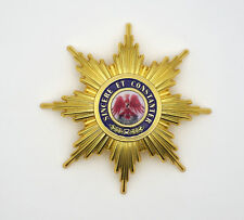 German Grand Cross of the Order of the Red Eagle without Swords Breast Star