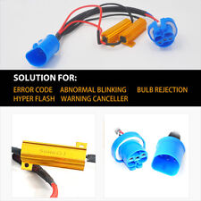 9007 HB5 Resistor Canbus LED Headlight Bulb Kit Error Free Anti Flicker Decorder