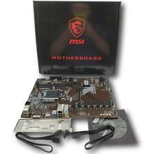 MSI H310-A PRO ATX Intel LGA1151 DDR4 Desktop Motherboard