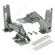 2 Hinges For Bosch Neff Siemens Integrated Fridge Freezer 481147 Left or Right