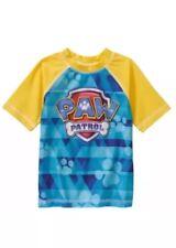 Paw Patrol Rash Guard Swim  Shirt Boys Size 3T