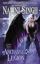 A Guild Hunter Novel: Archangel's Legion by Nalini Singh (2013, Paperback)