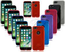 Étuis, housses et coques simples iPhone 6 Plus en silicone, caoutchouc, gel pour téléphone mobile et assistant personnel (PDA) Apple