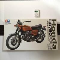 TAMIYA HONDA CB750 FOUR 1/6 SCALE Motorcycle Model Kit Unused Rare From JAPAN