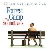 (2CD's) Forrest Gump - The Soundtrack - Bob Dylan, The Doors, Joan Baez, u.a.