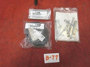 Triumph TR6,TR250, TR4A IRS, New Brake Caliper Repair Kit & Pins, !!