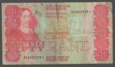 More details for 1981 south africa 50 rand bank note   pennies2pounds
