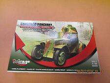 Mirage Tank Toy Model Kits