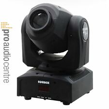 NEW Equinox Fusion Spot Max 30W LED Moving Head Disco Light DMX Gobo | 7 Colour