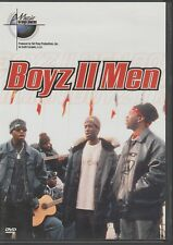 Boyz II Men Live In Seoul, South Korea Dvd