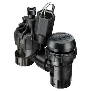 "Rainbird JTV/ASF-100 1"" Threaded Anti-Siphon Jar Top Sprinkler Valve w/ Flow Con"