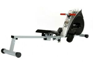 XS Sports R110 Home Rowing Machine - Folding Row Rower Exercise Trainer