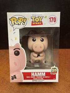 Funko Pop Toy Story Hamm (Damaged Box) EM6414