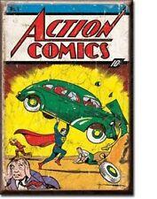Tebeos de la acción - Superman - edición vintage 1 cubierta magnética señal magnética, Estados Unidos