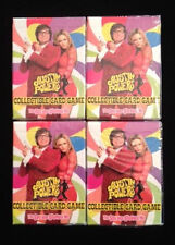 LOT OF 4 - Austin Powers The Spy Who Shagged Me Collectible Card Game *FREE SHIP