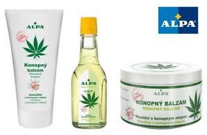 ALPA Hemp Blam Herbal Cannabis Massage