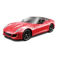 Ferrari 599 GTO 1:32 Scale Diecast Model Kit Burago 45203