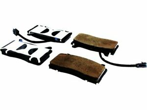 For 2018-2019 Alfa Romeo Stelvio Brake Pad Set Front Centric 49151FP