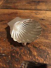 Schale, 925 Sterling Silber Muschel
