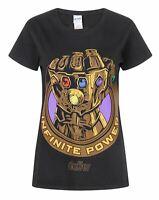 Marvel Avengers Infinity War Thanos Infinity Gauntlet Women's T-Shirt