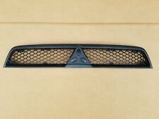 fits 2008-2015 LANCER Front Bumper Upper Grille Black NEW