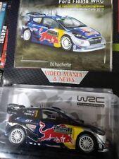 Ford Fiesta WRC Sébastien Ogier Montecarlo 2017 1:24  HACHETTE