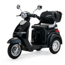 VELECO CRISTAL Scooter eléctrico senior móvil disponibles 3 colores