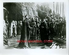 "Orson Welles Macbeth 8x10"" Studio Copy Photo #M1632"