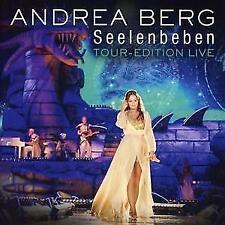 Seelenbeben-Tour Edition (Live) von Andrea Berg (2017) 2CD Neuware