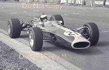 Jim Clark Lotus 49 Belgian Grand Prix 1967 Photograph 4