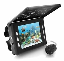 Sound Around Pyle Underwater Waterproof Night Vision Fishing Camera and Video