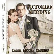 Debbi Moore Victorian Wedding Inspirational Papercrafting CD Rom (320332)