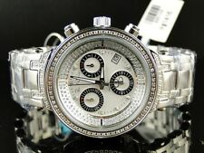 New Womens Ladies Joe Rodeo/Jojo/Aqua Master Jjml32 Diamond Watch .90 Ct