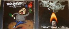 NEW 2014 2 CD LOT Oz Hip Hop THIRD DEGREE LP Third World & Charm Aussie Aust rap