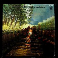 Ernesto Bitetti - Cuatro Siglos De Musica Española Para Guitarra LP Mint- Spain