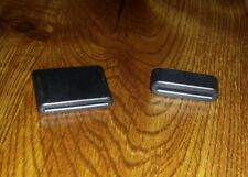 Lot of 2 Unbranded Ribbon Cable Ferrite Core Rings  Super Fast Shipping