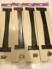 4 Packs Of 2 Blooms Steel Hinge 304mm Brand New
